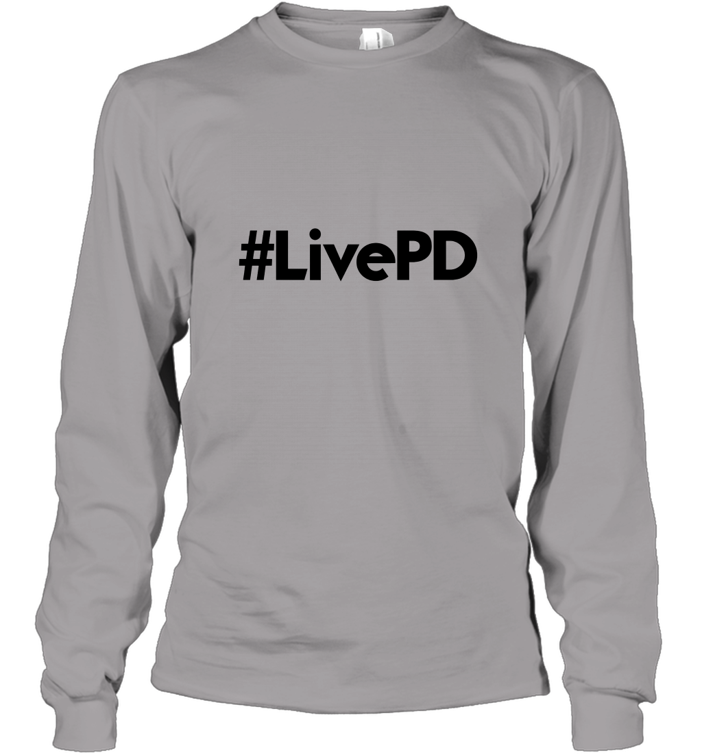 Live PD Long Sleeve