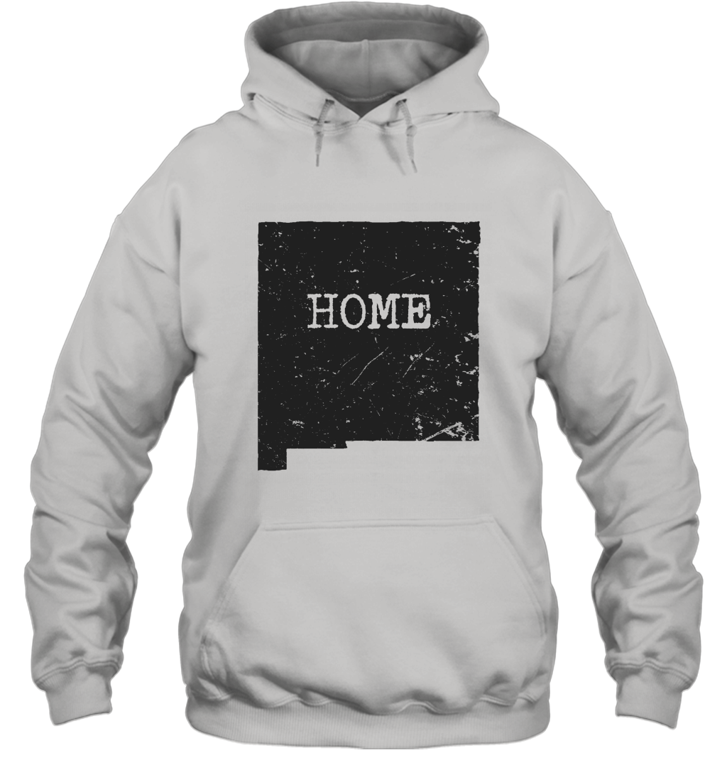 Home Tees New Mexico Is My Home T Shirt Hooded