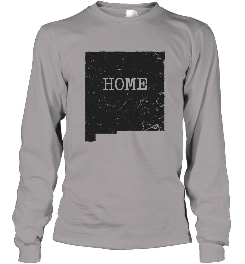 Home Tees New Mexico Is My Home T Shirt Long Sleeve