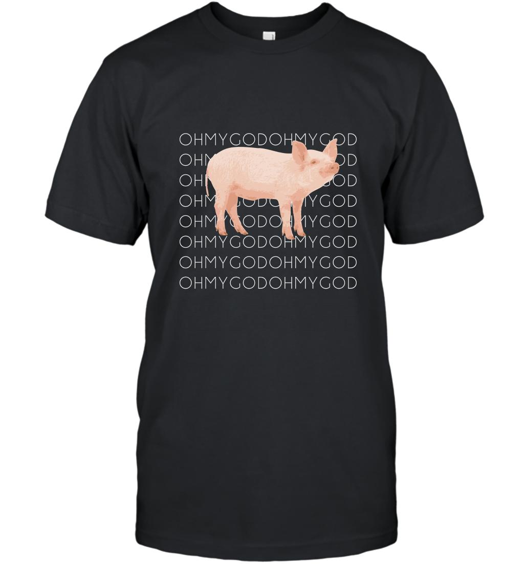 Shane Dawson Oh My God Pig Hoodie T-Shirt